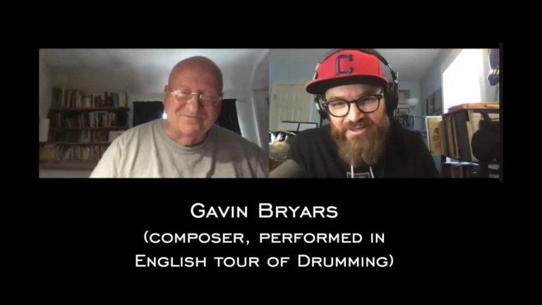 Gavin Bryars Interview