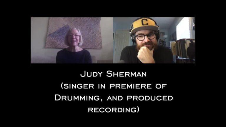 Judy Sherman Interview
