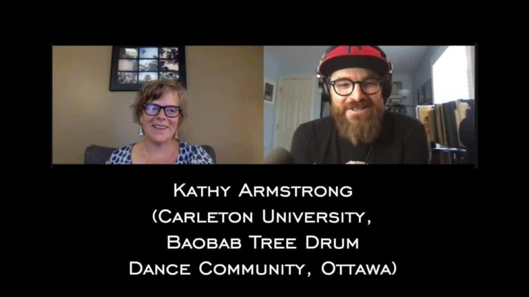 Kathy Armstrong Interview