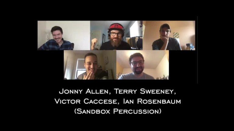 Sandbox Percussion Interview