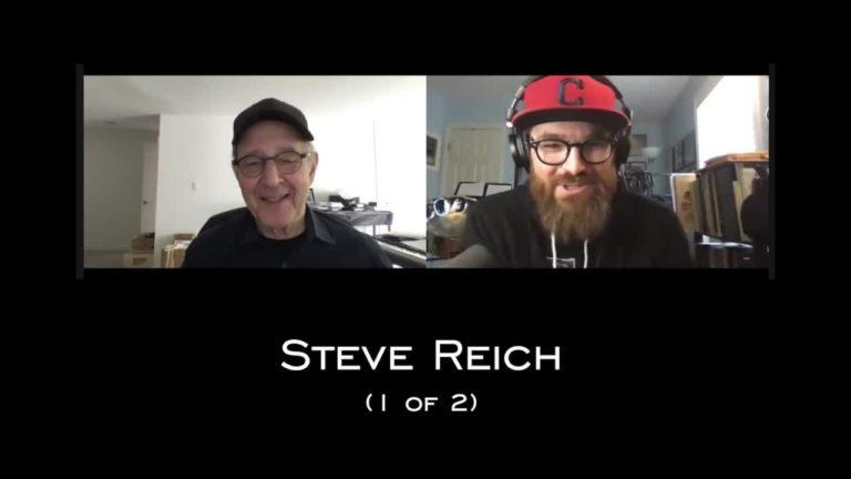 Steve Reich Interview 1 of 2