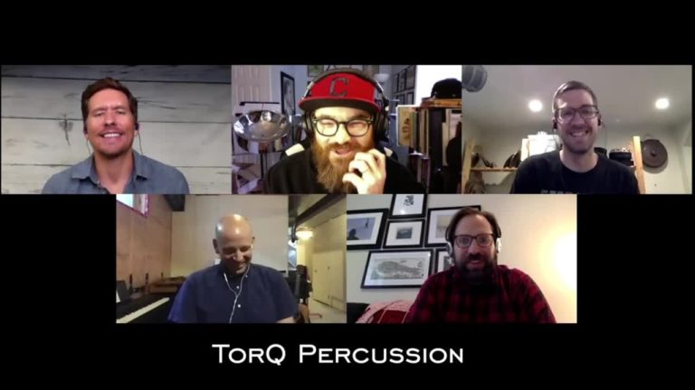 TorQ Percussion Interview