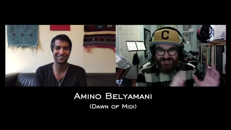 Amino Belyamani Conversation