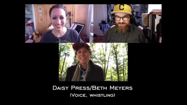 Daisy Press and Beth Meyers Conversation