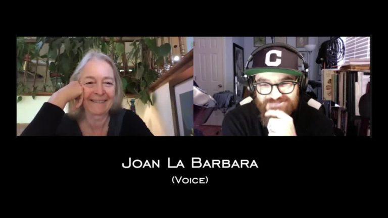 Joan La Barbara Conversation