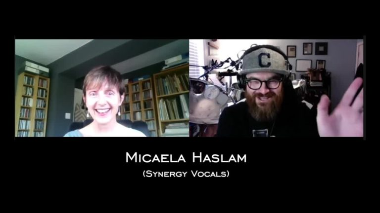 Micaela Haslam
