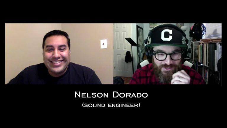 Nelson Dorado Conversation