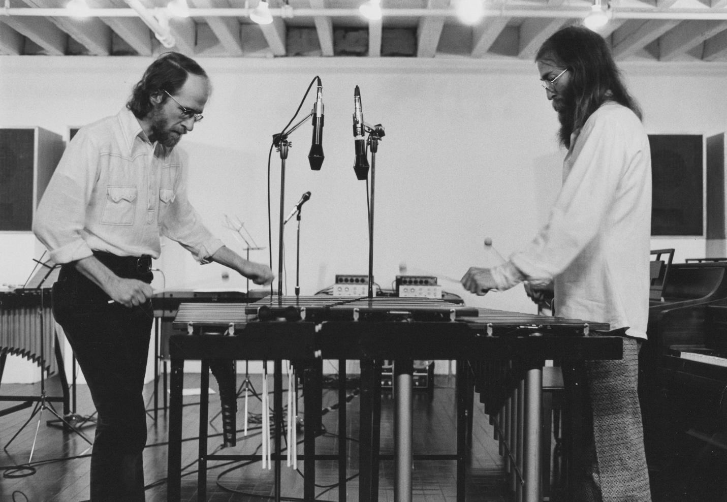 Russell Hartenberger and Bob Becker - Marimba Phase