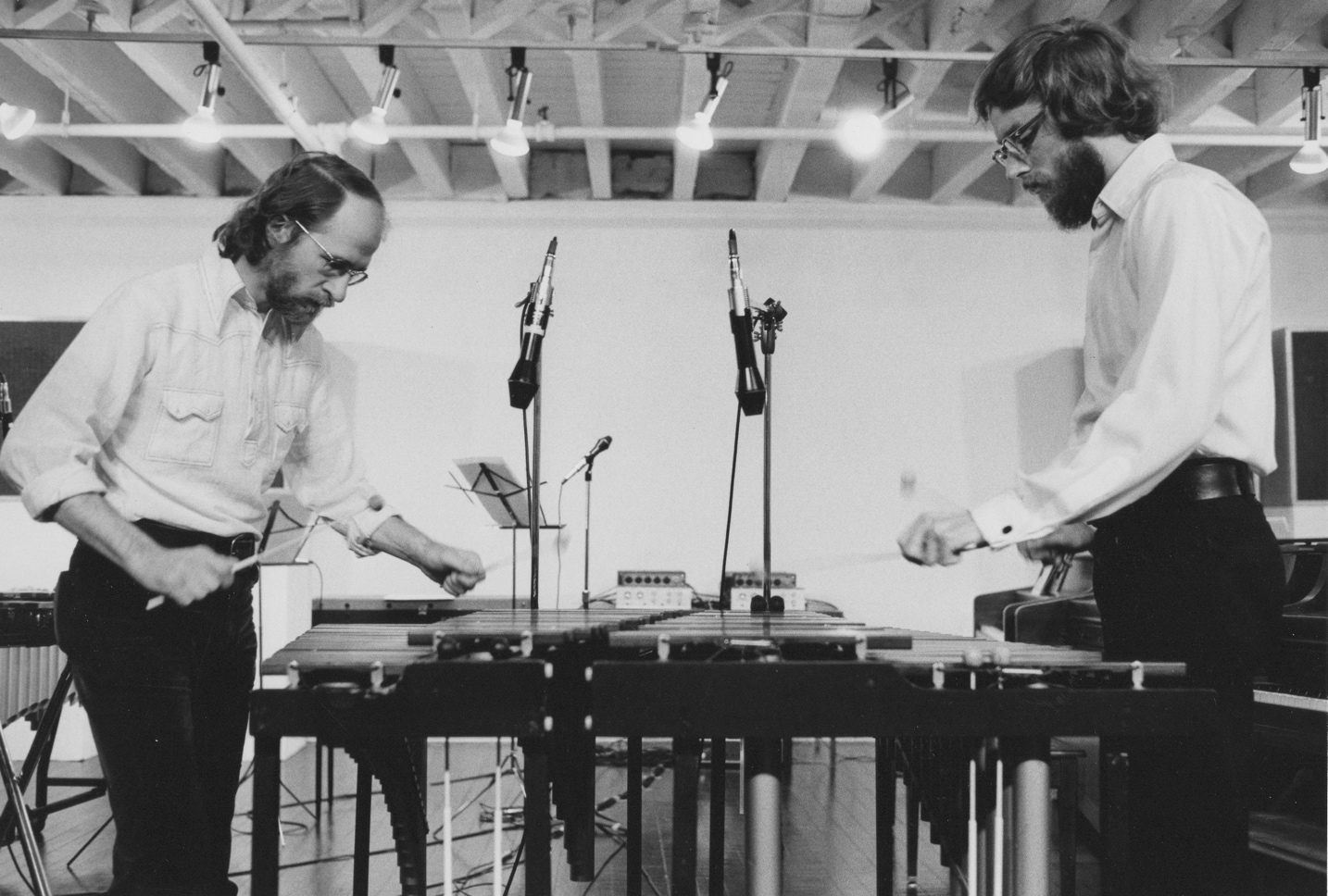 Russell Hartenberger and Jim Preiss - Marimba Phase