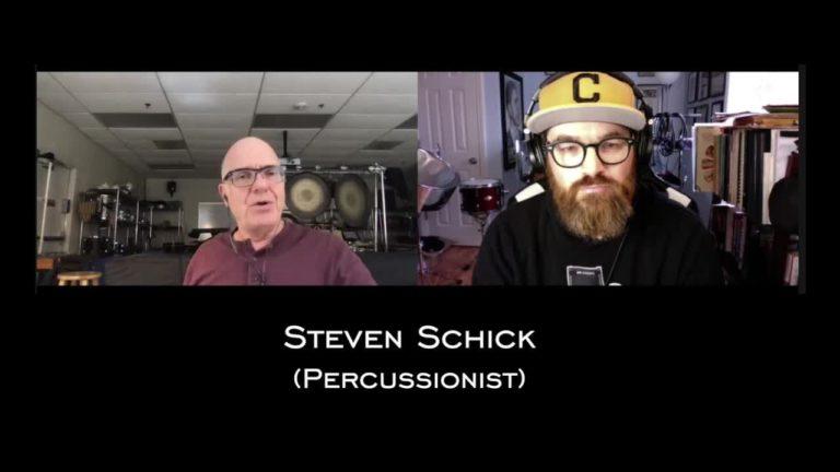 Steven Schick Conversation
