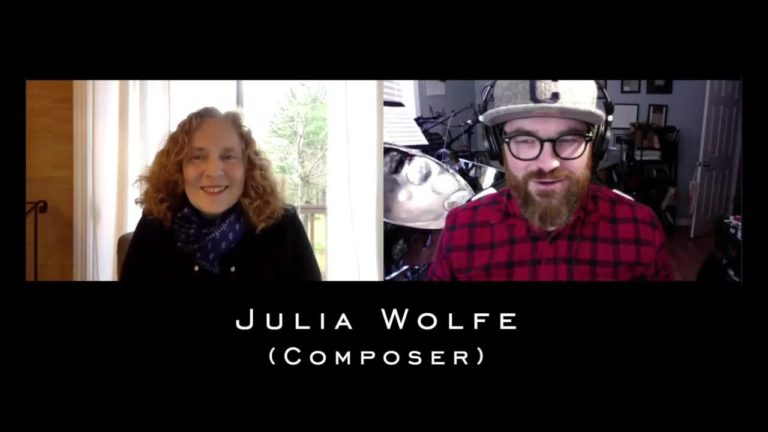 Julia Wolfe Conversation