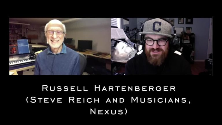 Russell Hartenberger Conversation