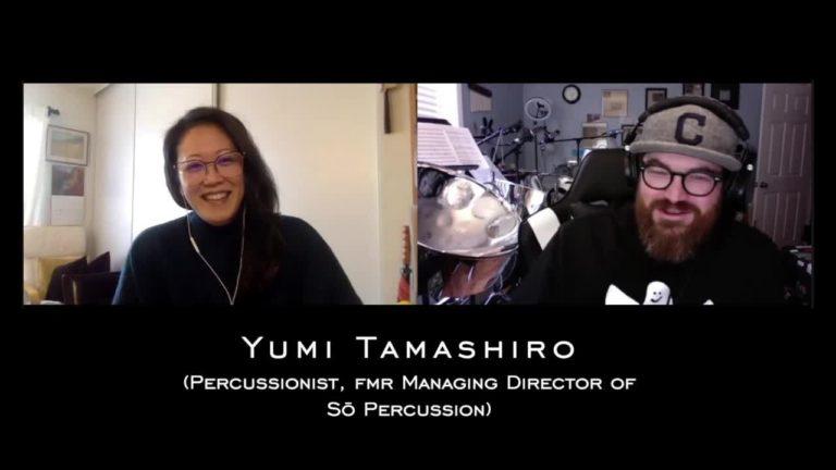Yumi Tamashiro Conversation