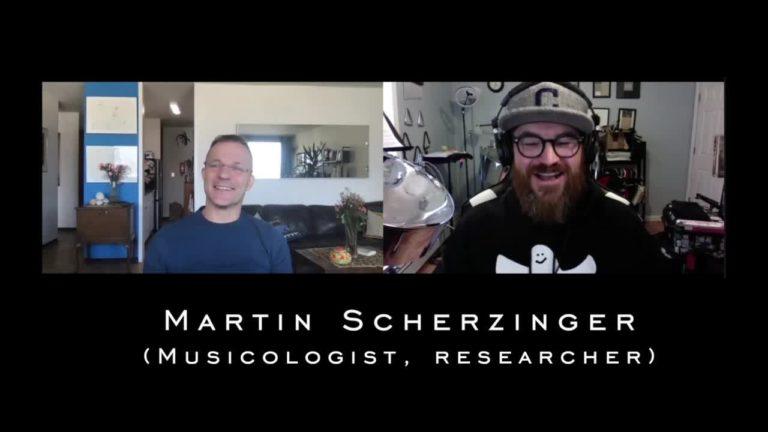 Martin Scherzinger Conversation