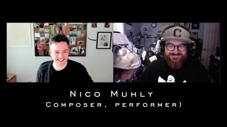 Nico Muhly Conversation