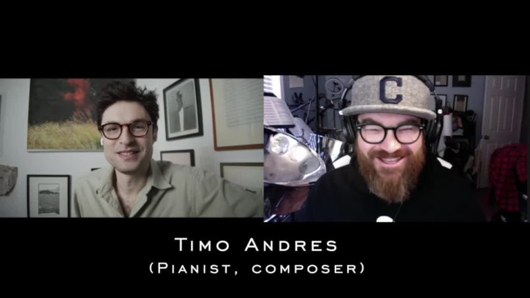 Timo Andres Conversation
