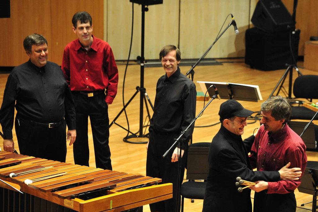 Amadinda Reich Mallet Quartet