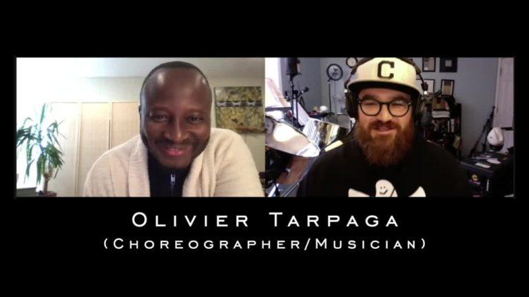Olivier Tarpaga Conversation