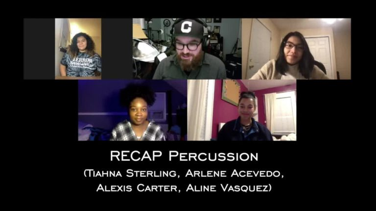 RECAP Percussion Conversation