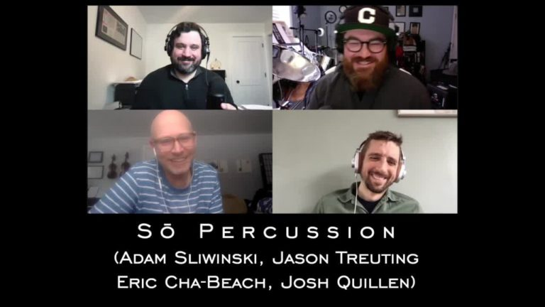 Sō Percussion Conversation 2